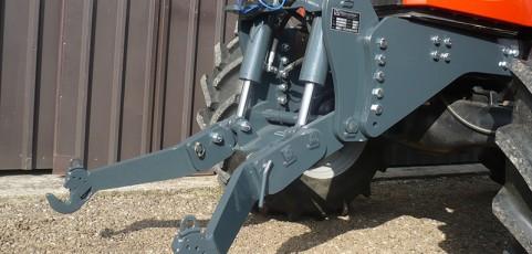 Prednja traktorska hidraulika