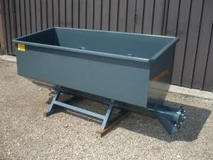 Korpa za beton 1